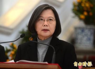 武漢肺炎》台灣無社區傳染  蔡英文籲:口罩留給防疫及需要的人