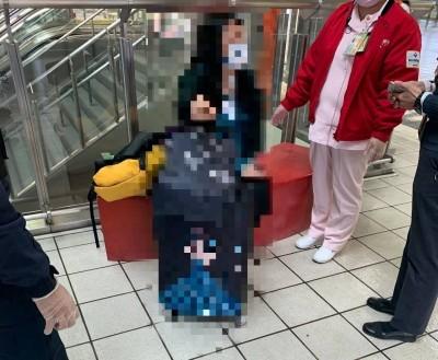 武漢肺炎》40歲中配從隔離飯店落跑還想搭高鐵 鐵警迅速攔截