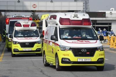 武漢肺炎》和平醫院翻版 南韓光州醫院封院 121醫護患者全隔離