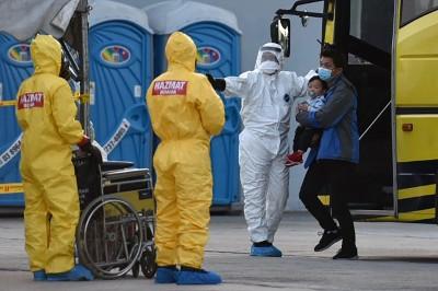 武漢肺炎》馬來西亞新增2例確診! 首起境內人傳人病例