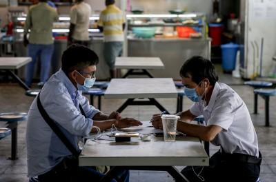 武漢肺炎》新加坡新增2例 1人感染源不明