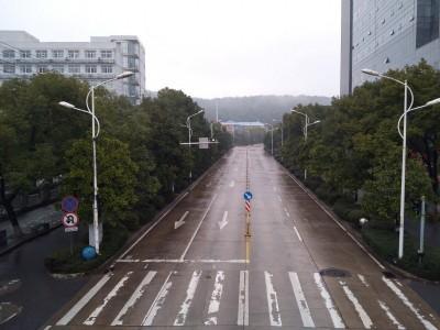 武漢肺炎》全中國疫情最嚴重 湖北緊急宣布「封省」