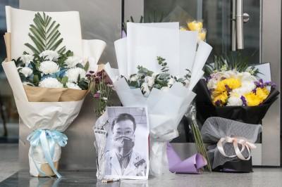 武漢肺炎》悼念李文亮 中國學者連署2/6訂為「國家言論自由日」