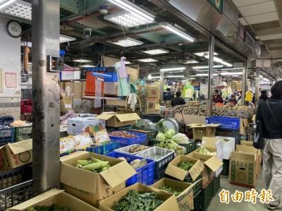 校園停課蔬菜過剩 北市府發起團購救農民