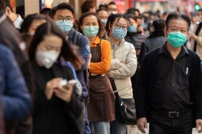 武漢肺炎》港府證實:香港一家2人確診、7人初步陽性