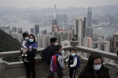 武漢肺炎》香港單日增10名確診 累積36例