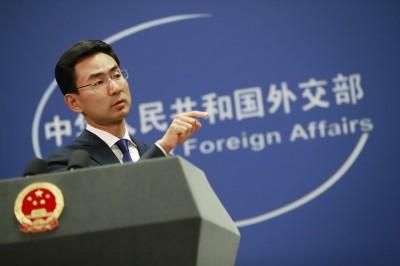 《華爾街日報》稱中國「真正的亞洲病夫」 耿爽氣炸了