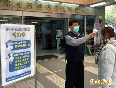 南投醫用口罩2萬2300副到位 病患讚蘇貞昌好院長