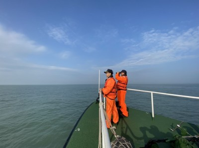 中國漁船馬祖捕魚5人失蹤 海巡搜救2天仍無所獲