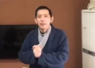 武漢肺炎》拍攝武漢實況並呼籲全民反抗  方斌二度被警抓補