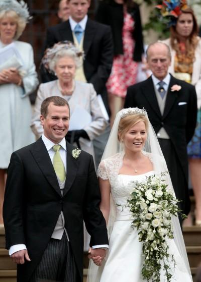 英王室又有壞消息 女王外孫傳與結婚12年妻鬧分手