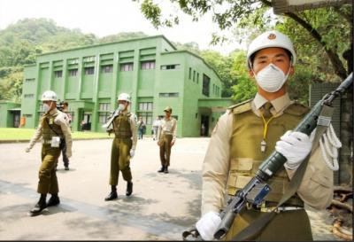 武漢肺炎》能量強大!台灣P4實驗室進行防護研究