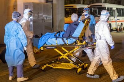 武漢肺炎》香港疑社區感染撤離大樓後 已有4名住戶出現症狀