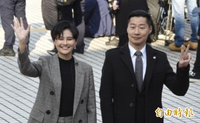 網友提議送韓國瑜、柯P赴中抗疫 賴品妤:記得帶上吳斯懷!