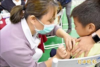 雲縣流感疫苗接種率破99% 今年通報確診較去年同期少