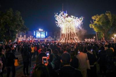 台灣燈會防疫需求大增  中市府向政院爭取口罩