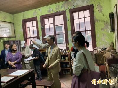 望春風作詞人李臨秋故居驚傳法拍 台北市文化局:有望停止