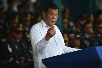 武漢肺炎》菲律賓拒絕解除禁台令 杜特蒂:與一中政策無關