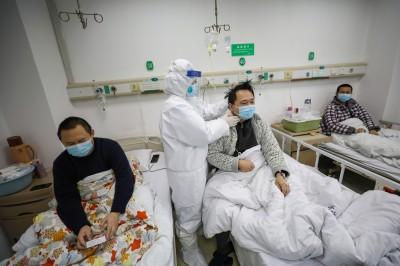 武漢肺炎確診人數  英專家疑中國當局低報:恐僅10%