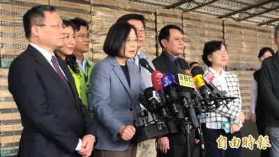 武漢肺炎》菲律賓發禁台令 蔡總統:若是政治考量不能容忍