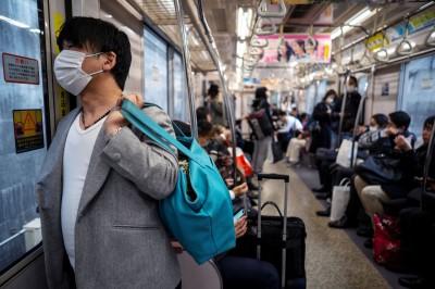 武漢肺炎》東京運將確診 觸動日本境內大流行敏感神經