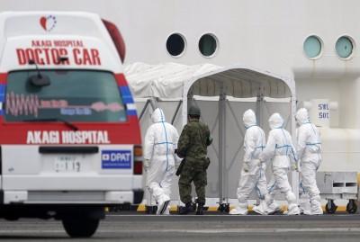 武漢肺炎》日本動用103億日圓預備金 加強應對疫情