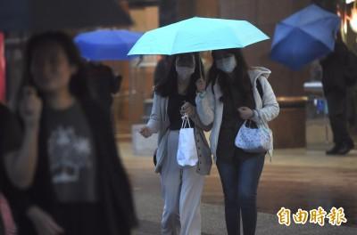 把握週六上午好天氣!午後鋒面影響 北、東部轉有雨