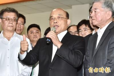 武漢肺炎》政院提特別條例與600億紓困預算 與時間賽跑