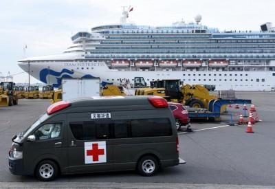武漢肺炎》鑽石公主號80歲以上乘客下船了 陸上隔離所曝光