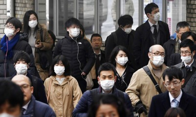 武漢肺炎》日本單日增8例 從北到南、撤僑都有感染者