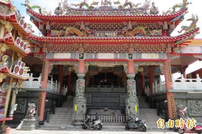 不受疫情影響 台中市玉闕朝仁宫3月28、29遶境南投