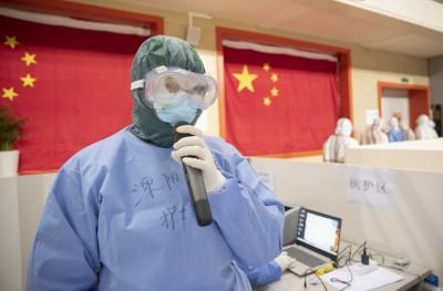 武漢肺炎》方艙醫院收治逾5600患者 王賀勝:調動規模超過汶川大地震