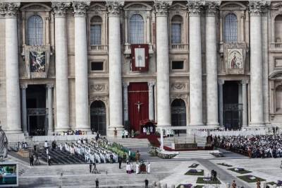 教廷與中國進行罕見高層會面 引發揣測