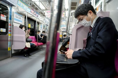 武漢肺炎》東京增8例中1名上班族重症 曾坐新幹線到愛知縣