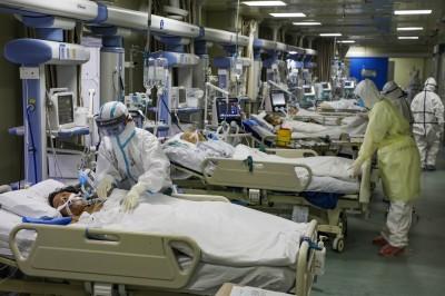 武漢肺炎》疫情延燒 中國防疫資金已達3461億元