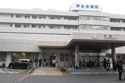 武漢肺炎》濟生會醫院爆院內感染  日本和歌山縣一天新增3確診