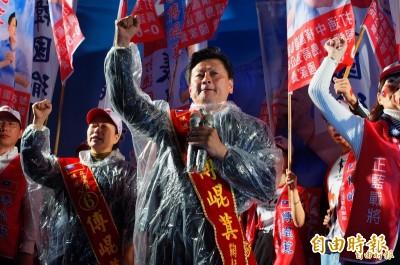 傅崐萁恢復國民黨籍 郝龍斌支持、江啟臣籲符程序正義