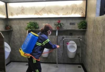 武漢肺炎》糞便傳毒?中國施行「一客一潔」有人上廁所就消毒