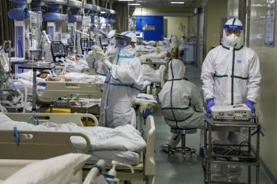 武漢肺炎》中共政法委:武漢還有大批危重病患  數量增加中