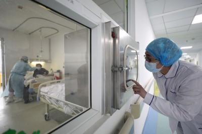武漢肺炎》南韓老翁確診 安岩醫院急診室緊急封閉、隔離46人