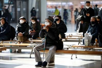 武漢肺炎》南韓出現第29例! 82歲老翁今確診