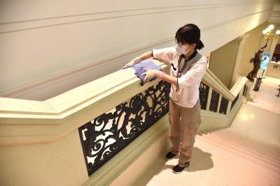 武漢肺炎》威士特丹號遊客曾造訪 奇美博物館:已提前防疫