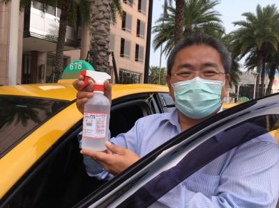武漢肺炎》新竹市小黃及客運司機全面戴口罩