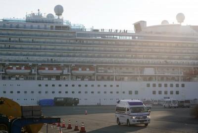 武漢肺炎》鑽石公主號44美客確診 CDC:旅遊禁令不含台灣