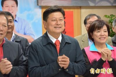 踩煞車!傅崐萁恢復黨籍案吵翻天 國民黨明考紀會取消