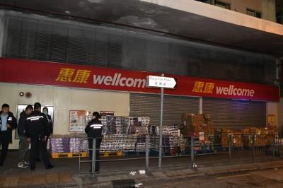 武漢肺炎》香港驚傳衛生紙搶案 歹徒持刀搶走600卷衛生紙