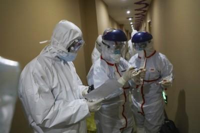 武漢肺炎》中國1公務員隱匿接觸史 害社區1700多戶遭隔離