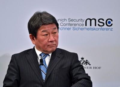 武漢肺炎》習近平4月訪日 日外長談防疫:中國很努力了