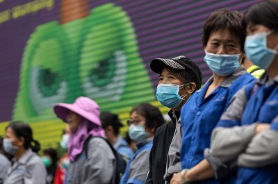 武漢肺炎》自救!香港民主派政黨籌資 向我國友邦購120萬口罩