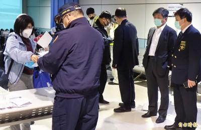 武漢肺炎》讚台灣機場防疫 日客:跟日本水準完全不一樣
